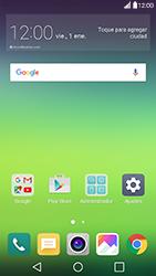 Uso de la navegación GPS - LG G5 - Passo 2