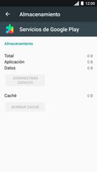 Limpieza de aplicación - Motorola Moto C - Passo 10