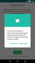 Configuración de Whatsapp - Huawei Cam Y6 II - Passo 10