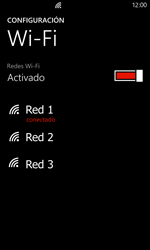 Configura el WiFi - Nokia Lumia 925 - Passo 9