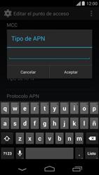 Configura el Internet - Motorola Moto G - Passo 13