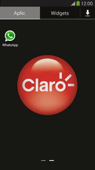 Configuración de Whatsapp - Samsung Galaxy Note Neo III - N7505 - Passo 3