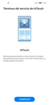 Cómo habilitar el HiTouch - Huawei P40 Lite - Passo 11