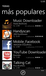 Instala las aplicaciones - Nokia Lumia 920 - Passo 15