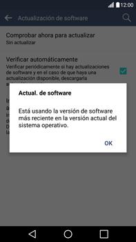 Actualiza el software del equipo - LG V10 - Passo 11