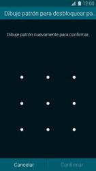 Desbloqueo del equipo por medio del patrón - Samsung Galaxy S5 - G900F - Passo 9