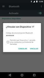 Conecta con otro dispositivo Bluetooth - Motorola Moto G5 - Passo 7