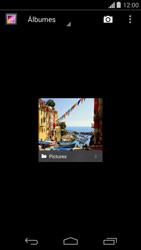 Transferir fotos vía Bluetooth - Motorola Moto G - Passo 4