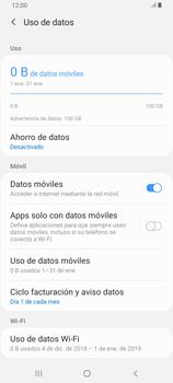 Configura el Internet - Samsung Galaxy A80 - Passo 6