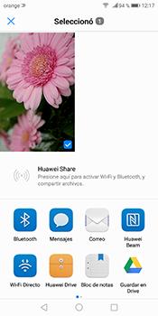 Opciones de la cámara - Huawei Mate 10 Pro - Passo 15
