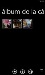 Transferir fotos vía Bluetooth - Nokia Lumia 820 - Passo 9
