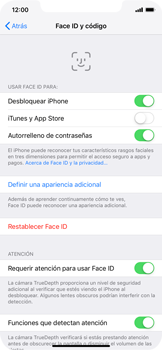 Cómo configurar el Face ID - Apple iPhone XR - Passo 13