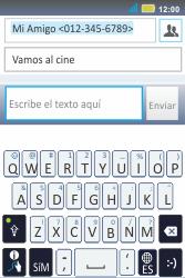 Envía fotos, videos y audio por mensaje de texto - Motorola MotoSmart Me  XT303 - Passo 10