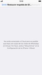 Configuración de Whatsapp - Apple iPhone 8 - Passo 11