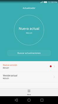 Actualiza el software del equipo - Huawei G8 Rio - Passo 7