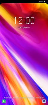 Bloqueo de la pantalla - LG G7 ThinQ - Passo 5