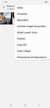 Transferencia de archivos por medio de Bluetooth - Samsung Galaxy A30 - Passo 7