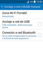 Comparte la conexión de datos con una PC - Samsung Galaxy Core Prime - G360 - Passo 6