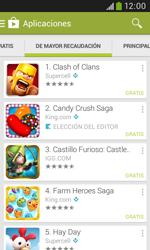 Instala las aplicaciones - Samsung Galaxy Trend Plus S7580 - Passo 9