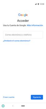 Crea una cuenta - Motorola One Vision (Single SIM) - Passo 4