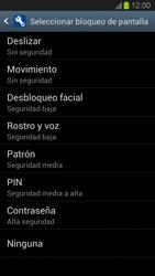 Desbloqueo del equipo por medio del patrón - Samsung Galaxy S 3  GT - I9300 - Passo 6
