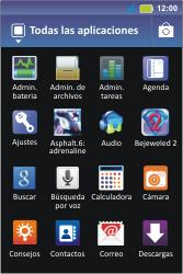 Configura el hotspot móvil - Motorola MotoSmart Me  XT303 - Passo 3