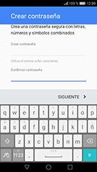 Crea una cuenta - Huawei P9 Lite Venus - Passo 11