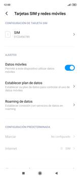 Desactivación límite de datos móviles - Xiaomi Redmi Note 9 Pro - Passo 5