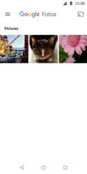 Transferir fotos vía Bluetooth - Motorola Moto E5 Play - Passo 6
