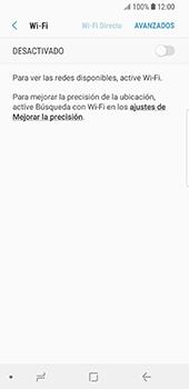 Configura el WiFi - Samsung Galaxy S9 - Passo 6
