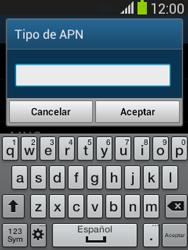 Configura el Internet - Samsung Galaxy Pocket Neo - S5310L - Passo 15