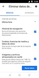 Limpieza de explorador - Motorola Moto E5 Play - Passo 11