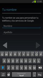 Crea una cuenta - Samsung Galaxy S 3  GT - I9300 - Passo 4