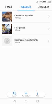 Transferir fotos vía Bluetooth - Huawei Mate 10 Pro - Passo 5