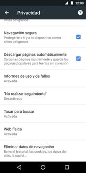 Limpieza de explorador - Motorola Moto G6 Play - Passo 12