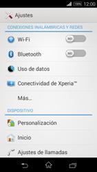 Desactiva tu conexión de datos - Sony Xperia E3 D2203 - Passo 2