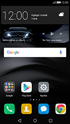 Configura tu correo electrónico - Huawei Cam Y6 II - Passo 3