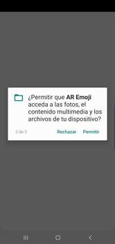 Emoji AR - Samsung S10+ - Passo 8