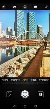 Opciones de la cámara - Huawei Mate 20 Pro - Passo 9