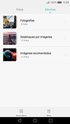 Transferir fotos vía Bluetooth - Huawei P9 Lite Venus - Passo 5