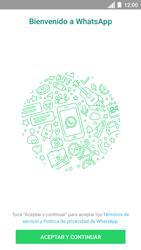 Configuración de Whatsapp - Motorola Moto C - Passo 4