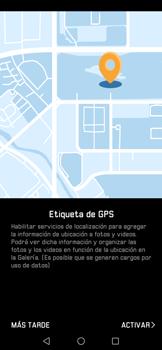 Opciones de la cámara - Huawei Mate 20 Pro - Passo 4