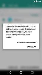 ¿Tu equipo puede copiar contactos a la SIM card? - LG X Power - Passo 12