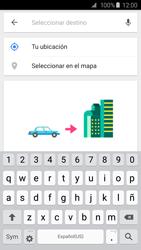 Uso de la navegación GPS - Samsung Galaxy S6 - G920 - Passo 11