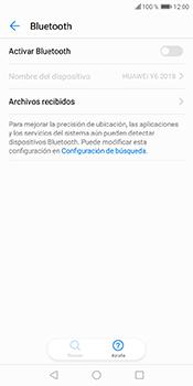 Conecta con otro dispositivo Bluetooth - Huawei Y6 2018 - Passo 5