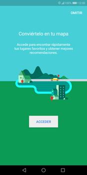Uso de la navegación GPS - Huawei Y7 (2018) - Passo 4