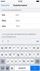 Crea una cuenta - Apple iPhone SE - Passo 14