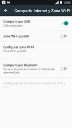 Comparte la conexión de datos con una PC - Motorola Moto C - Passo 8