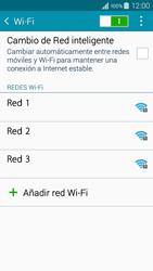 Configura el WiFi - Samsung Galaxy A3 - A300M - Passo 6