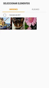 Envía fotos, videos y audio por mensaje de texto - Samsung Galaxy J7 Prime - Passo 10
